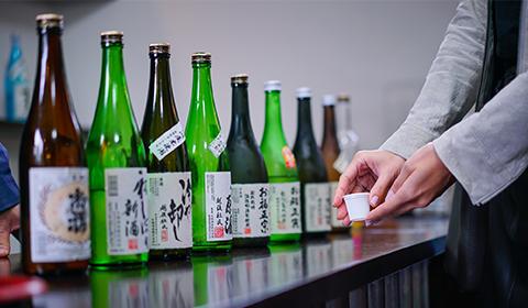長岡の地酒